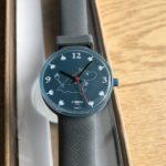ムーミン×ジュストのコラボ時計を買ってしまった・・・
