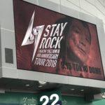 STAY ROCK IN 東京ドーム2018前編!